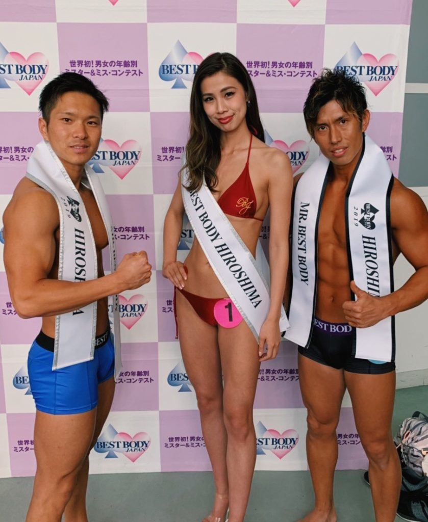 ベストボディージャパン広島大会2019